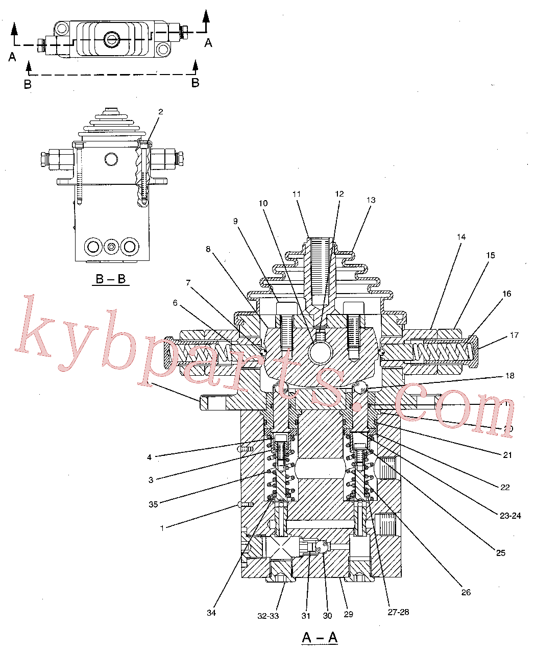 CAT 198-8178 for 312D2 L Excavator(EXC) hydraulic system 190-7695 Assembly