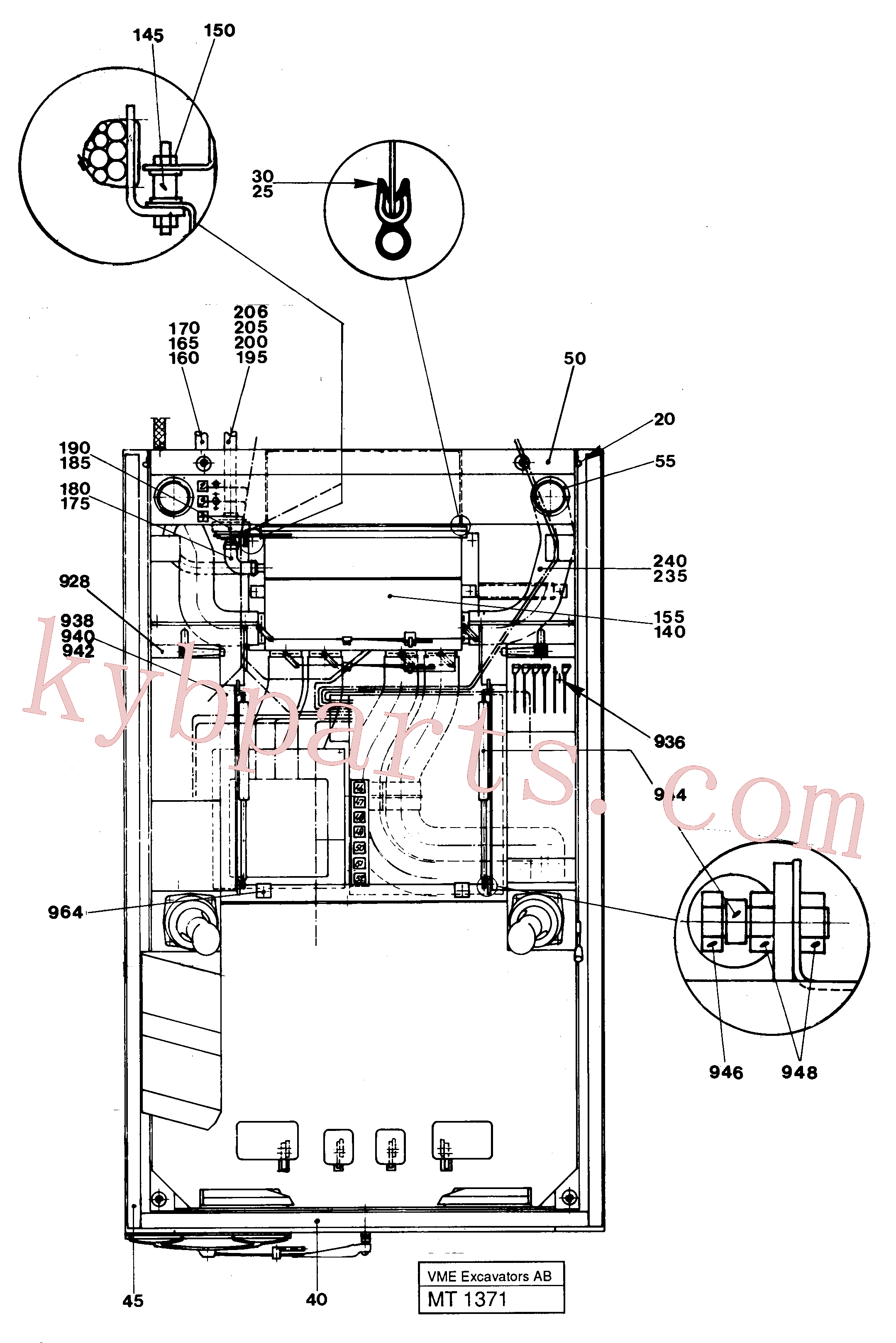 VOE14058256 for Volvo Driver's seat(MT1371 assembly)