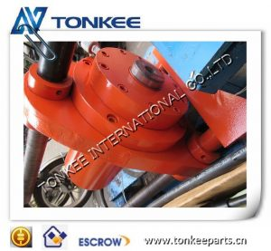 High power density and efficiency 100-150-200-Ton Track-Pin-press & Machinery Portable Track