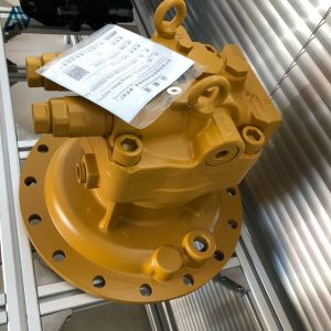 DM5X130CHB-11A-03D/255-122 professional swing motor assy  E320C genuine swing gearbox with motor M5X130CHB new rotation motor group CAT 320C