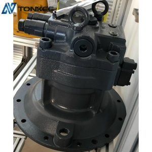 New rotation reductor DM5X180CHB-10A-64C/330 factory price rotation gearbox unit M5X180CHB high performence swing motor assy for HITACHI ZX330-3