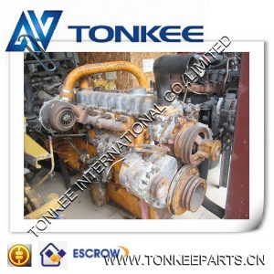 Complete price sencond hand HINO engine assy H06CT complete engine for HINO H06CT