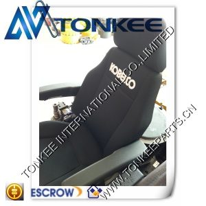 Factory price and high quality KOBELCO excavator seat & chair