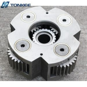 HYUNDAI high power density XKAQ-00473  1ND planet carrier assembly 2ND level travel planetary gear assembly XKAQ-00467 high efficiency planet carrier assembly R300LC-9S