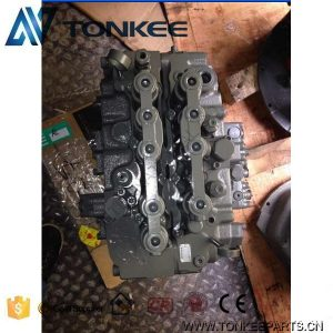 HITACHI recondition hydraulic control vavel rebuild top quality ZX330-3 competitive price main control valve for HITACHI truck