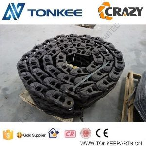 SANY new track link 215CL SY215CL high power density track chain assy SY225 SY235 track link for sale