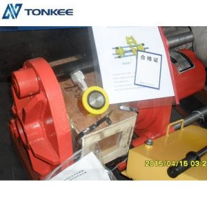 200ton top performence portable track pin press factory price hand power hydraulic pin press genuine track-pin-press new machinery portable track