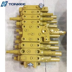 E70B high quality main control valve 085-5657 top performence hydraulic control valve assy for CAT hydraulic excavator