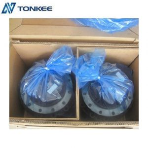 high quality final drive unit new travel reductor with motor GM08 travel motor assy for hydraulic excavator