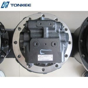 JIM competitive price travel reductor with motor 09VC  top performence final drive unit KOMATSU PC75UU-1 high quality travel motor assy KOMATSU PC75UU-1
