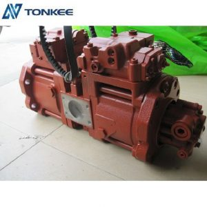 factory price hydraulic main pump K3V63DT high quality hydraulic motor top performence piston pump genuine main pump for truck