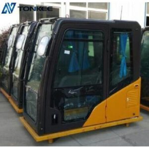 lower price driving cab SY205 new cab SY215 high quality door panel SY225 professional operator cab SY235 excavator cabin for SANY hydraulic excavator