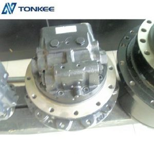 original quality travel reductor with motor SH60 top performance final drive unit  genuine travel motor assy for SUMITOMO hydraulic excavator