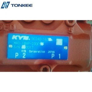 original new travel motor assy KYB MAG-18VP-230F professional travel reductor with motor KYB B0240-18063 applied to Takeuchi TB125 truck
