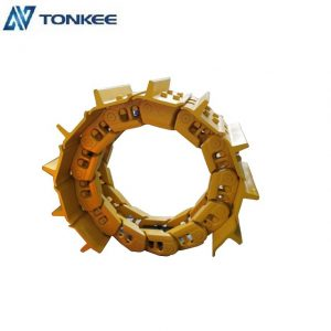 professional track link assy D10N high quality track group with shoes D10R D10T top performence track chain assy for truck
