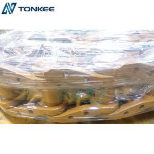 D255 D155 undercarrige parts D455 new genuine track link assy  D355 factory price track chain for dozer