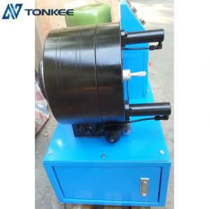 new high quality crimping machine V20 top performence hydraulic hose crimping machine for truck