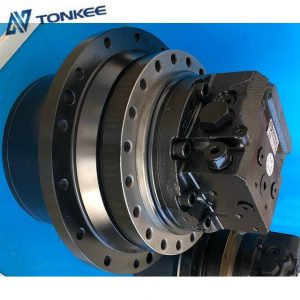TM17 TM17B travel reductor with motor GM17 final drive TM18 TM18B travel motor PC100-3 PC120-5/6Z PC120-3 PC100-3UP PC100-5Z  PC100-6Z