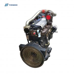 1104D-44T 74.5KW 2200RPM complete engine assy 1104D brand new engine assy