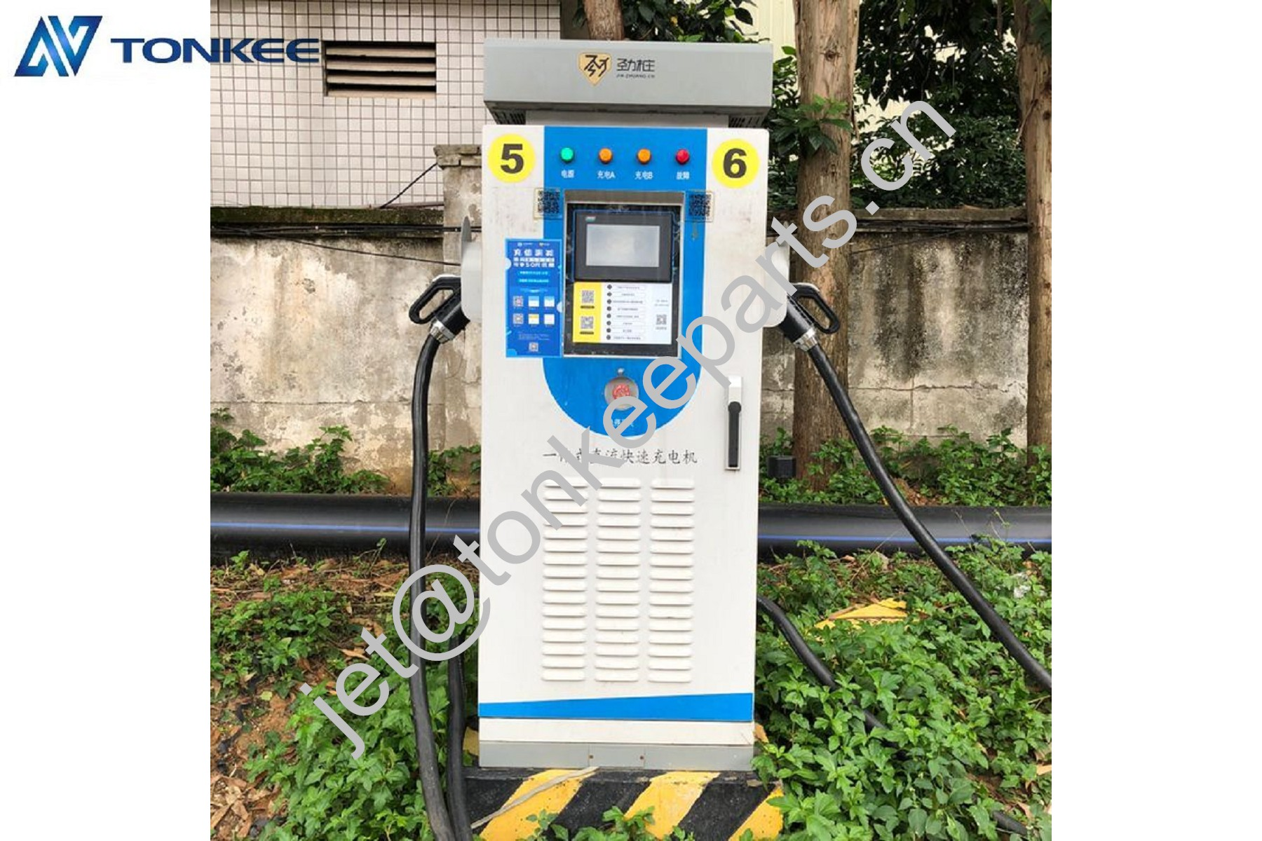New energy charging station equipment exchange universal electric car charging pile cabinet