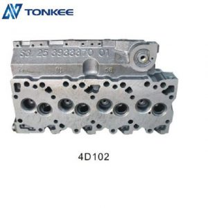 Long life new 4D102 cylinder block & cylinder body for VOLVO EC290