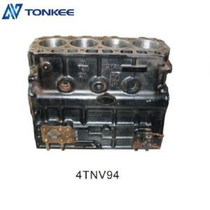 Reliable 4TNV94 cylinder block & engine cylinder body CAT E330