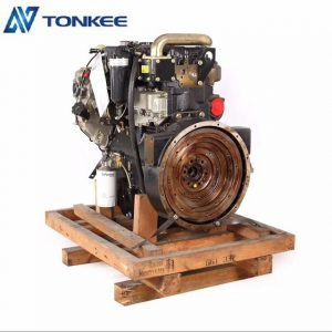 High performence resonable price emission control system & engine assy