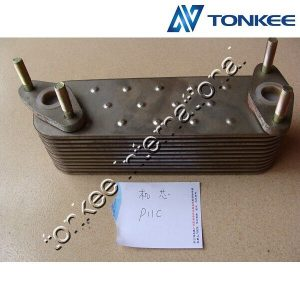 Hight performence HINO oil cool engine J08  P11C for excavator
