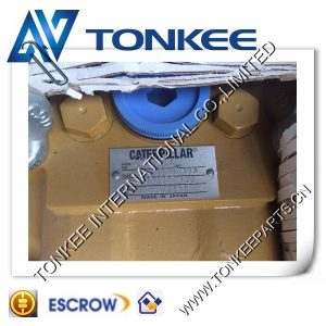 New 1484679 drive group-swing CAT 320D swing motor unit 1588986X  rotation gearbox with motor M5X130CHB-11A-03C-255-122