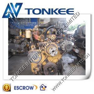 Second hand engine assy CAT 3066 complete engine fit for CAT 322B