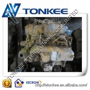 Second hand engine 3TN84L engine assy 3D84E-2 complete engine